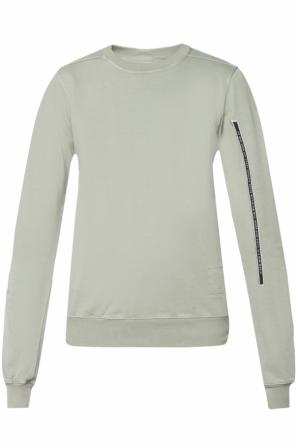 Sweatshirt with elastic trims od Rick Owens DRKSHDW